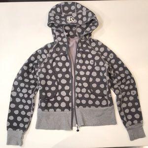 Lululemon Scuba Hoodie Jacket Sweatshirt - Size 8